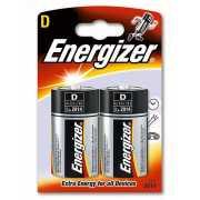 Алкалиновые батарейки Energizer C Base (PLUS) LR20/E95D - 2 ...