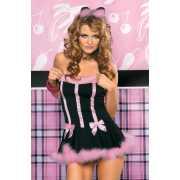 Эротический костюм Кошечка Caprice Kitty Cat - S/M...