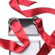 Любовные ленты Lelo Boa Pleasure Ties - красный...
