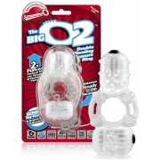 Эрекционное кольцо Screaming O - Big O 2 с двойной вибрацией...