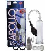 Вакуумная помпа  Apollo Sta-Hard с вибрацией – серый...