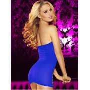 Облегающее сексапильное платье в сетку Hustler Lingerie – си...