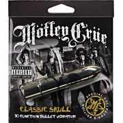 Вибропуля Motley Crue Classic Scull - золотой...