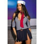 Соблазнительный игровой костюм Caprice Sailor - S/M...