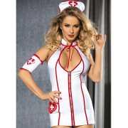 Игровой комплект Caprice Modest Nurse – белый, S/M...