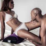 Подушка для любви малая Liberator Retail Jaz Motion - фиолет...