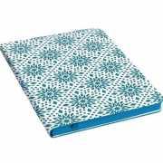 """Записная книжка """"Magic Note"""" А6+, 96 листов, голуб..."""