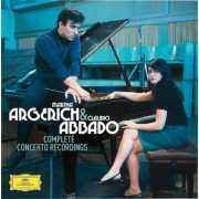 Martha Argerich & Claudio Abbado – Complete Concerto Record...