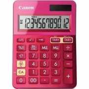 Калькулятор настольный LS-123K-MPK розовый...