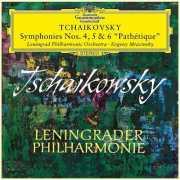 Mravinsky, Evgeny Tchaikovsky - Symphonies Nos.4, 5 & 6 &quo...