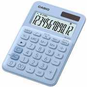 Калькулятор настольный Casio светло-голубой...