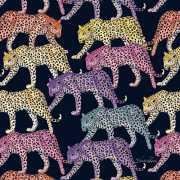 """Скетчбук """"Акварельные леопарды"""", 80 листов, 100 г/..."""