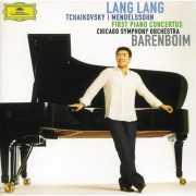 Lang Lang / Tchaikovsky/ Mendelssohn - First Piano Concertos