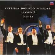 Luciano Pavarotti, Placido Domingo, Jose Carreras, Zubin Meh...