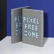 "Блокнот ""Pixel Free Zone"", 256 стр., в точку, 120 ..."