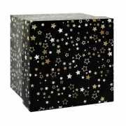 "Подарочная коробка ""Звезды"", 9,5 х 9,5 х 9,5 см..."