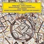 Gidon Kremer / Glass - Violin Concerto/ Schnittke: Concerto ...