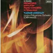 Vladimir Ashkenazy / Scriabin - Piano Concerto; Prometheus