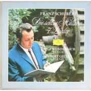 Wunderlich, Fritz Schubert: Die Schone Mullerin; 7 Lieder