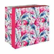 """Подарочная коробка """"Розовые цветы"""", 15 х 15 х 8 см..."""