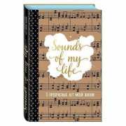 """Пятибук """"Sounds of My Life. 5 прекрасных лет моей жизни..."""