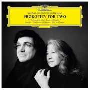 Martha Argerich, Babayan, Sergei Prokofiev - 12 Movements Fr...
