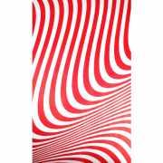 """Упаковочная бумага """"Red Waves"""", 70 х 100 см..."""
