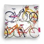 """Подушка """"Bikes"""""""