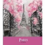 """Книга для записей """"Парижские каникулы"""" А5, 120 лис..."""