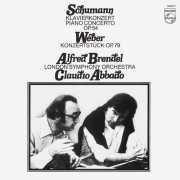 Alfred Brendel / Schumann - Piano Concerto Or. 54; Weber: Ko...