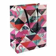 """Подарочный пакет """"Tropical abstract"""" А5, 18 х 23 х..."""
