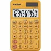 Калькулятор карманный Casio оранжевый...