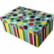 """Коробка """"Горох"""", 11 х 18 х 28 см"""