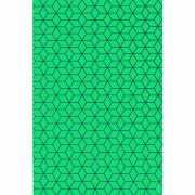 Упаковочная бумага, 70 х 100 см, зеленая...
