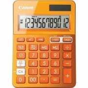 Калькулятор настольный LS-123K-MOR оранжевый...