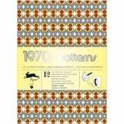 "Подарочная обёрточная бумага ""1970s Patterns""..."