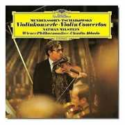 Nathan Milstein / Tchaikovsky / Mendelssohn - Violin Concert...