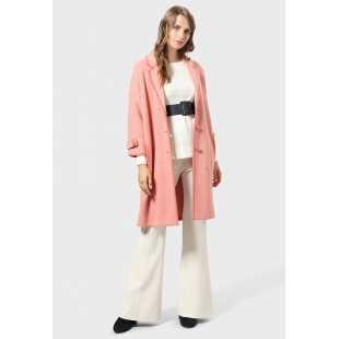 Пальто с рукавом 3/4 STEFANEL RQ019DF1291.2422