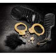 Набор Beginners Fantasy Kit из наручников, пуховки, маски и ...