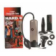 Набор для мужчин Hard Mans Tool Kit: вакуумная помпа, анальн...