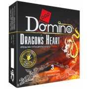 Ароматизированные презервативы Domino Dragon's Heart  - 3 шт...