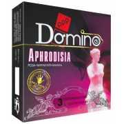Ароматизированные презервативы Domino Aphrodisia - 3 шт....