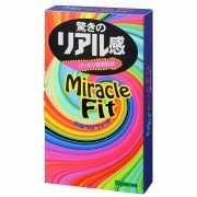 Презервативы Sagami Xtreme Miracle Fit - 10 шт....