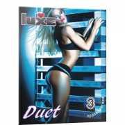 Презервативы Luxe Duet - 3 шт.